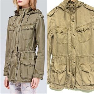 Aritzia Talula Trooper Jacket Small